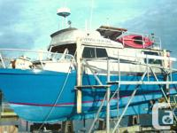 Evening Star One - 35'All Aluminum heavily built