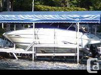 Watercraft Lifts -we bring: Vertical Watercraft lifts