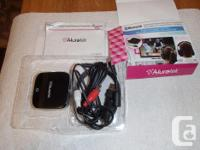 Aluratex Bluetooth Audio receiver and transmitter. Used