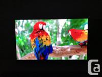 "For sale - Almost brand new 55"" LG OLED TV with"