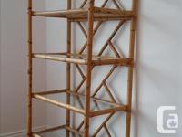 This Etagere would look amazing in any room. They look