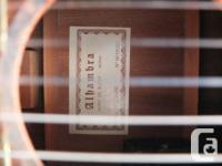 Classical Guitar w/ spare set of D'Addario strings /