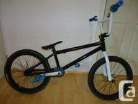 Fully custom BMX bike, put in about 700$, asking for