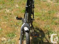 Amego Fold Electric Bike. Folding Commuter Bike. 17