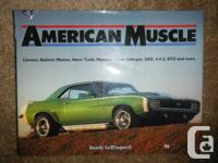 """American Muscle Cars""- by Randy Leffingwell"