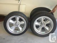 American Racing Torque Thrust - $1100 (Richmond) Silver