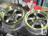 American Racing Wheels for older Fords, Mercurys,