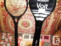 AMF Voit Pro Classic MID Tennis Racquet with Cover