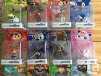 Selling my amiibo collection Will also sell individual