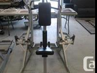 ONLINE AUCTION:. Autos, Health club Tools. & & A lot
