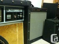 BASONE GUITARS is now offering AMP & PEDAL REPAIR, as