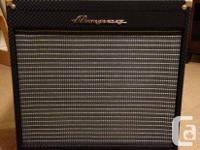 Great Portaflex combo - 350 watt class D solid state