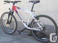 AMS - Vairo 27spd. with 26 inch tires This bike, like