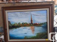 Here is a sample of the paintings and prints we have in