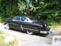 Make Ford Model Crown Victoria Year 1953 Colour Black