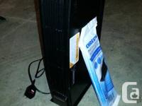 I HAVE AN ORECK AIR PURIFIER BARELY USED AND COMES WITH