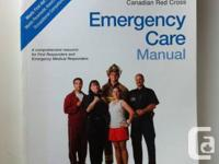Canadian Red Cross Emergency situation Treatment Manual