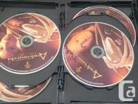 Andromeda Season 2 In Excellent condition disks have no