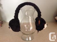 Biker Bearz headphones by Animalz. Meant for little