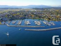 Annual Moorage available at Port Sidney Marina, walking