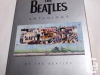 Available for sale is Beatles Anthology Hard Cover
