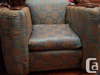 Selling a couch and 2 sofas for $100 they are from the