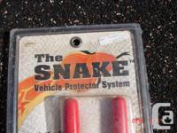 New in package --- The Snake vehicle protection system
