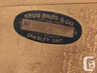 Antique Headboard and a Custom Headboard both with