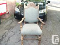 Can anyone please tell me what period this chair is