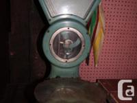 Scale was manufactured in the very early 1900s for