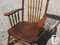 Rocking Chairs ..., the drug-free solution for stress!