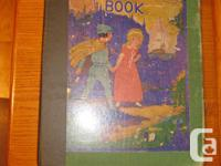 Price is for the two books. One is The Splendid Book of
