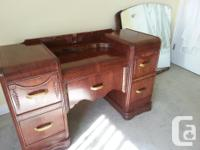 Fully refurbished Antique Dresser/Dressing Table.