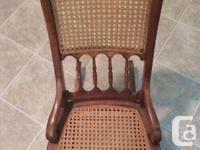 Early 1900 Nursing Rocking Chair, made out of solid