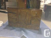 Stunning cabinet that will add character to any room