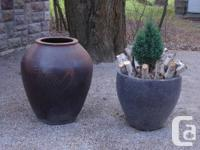 Beautiful antique earthenware pot (Hangaari) from for sale  Ontario