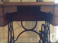 Late 18th Century Reliance Antique Sewing Machine with