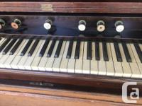 This organ has been in the family for over 100 years