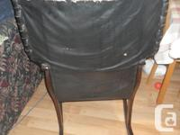 Antique Rocking Chair $100 OBO It is about 75+years
