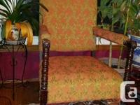 Sacrifice sales. antique style furniture goes to a good