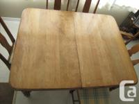 $900.00 OBO. Antique table (probably maple), dimensions