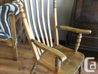 These antique, vintage and modern furniture pieces are for sale  British Columbia