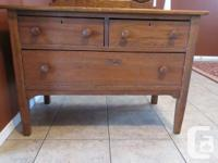 Antique Washstand..very good condition...The