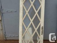 ANTIQUE PINE DIAMOND FACTOR HOME WINDOWS - Various