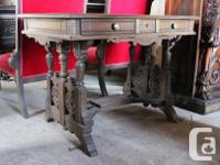 Numerous antique pieces from Woodleigh Replicas. Prices
