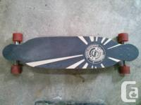 First model of the Apex 37 by original skateboards,