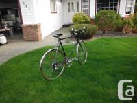 MEN'S Apollo Sport 10 speed road bicycle. Aluminum