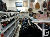 We are a brand-new pre-owned clothing store in Campbell