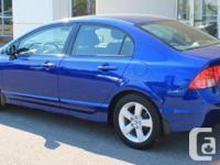 Make. Honda. Model. Civic. Year. 2007. Colour. Blue.