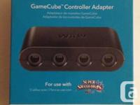 LOOK!! * NEW Wii U Gamecube Adapter *. ATTENTION ALL